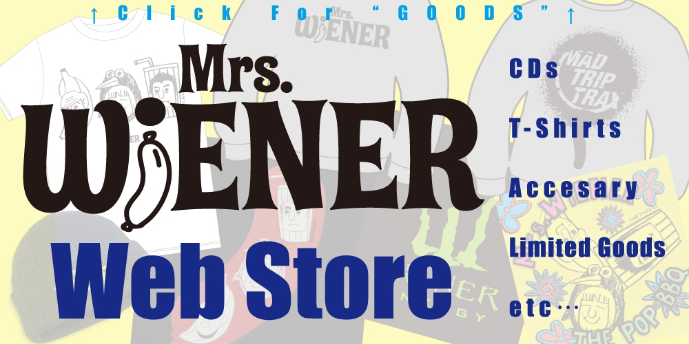 Mrs.WiENER(ミセチン)official site